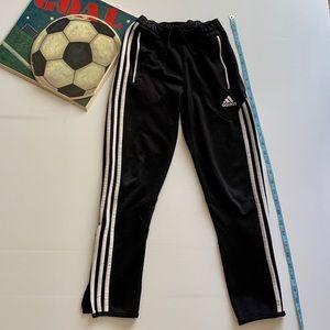 Adidas Tiro Soccer Pant - Zipper Legs & Pockets